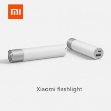 XIAOMI Mi Power Bank Flashlight Батерия-Фенерче