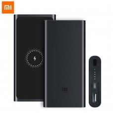 Xiaomi 10000mAh Mi Wireless Power Bank Essential Външна батерия с безжично зареждане