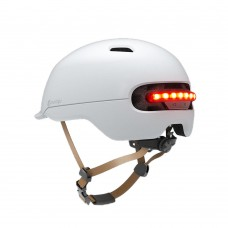 Xiaomi Каска Smart4u City riding smart flash helmet(M) white