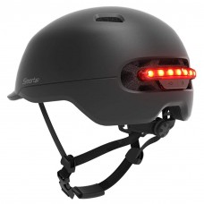 Xiaomi Каска Smart4u City riding smart flash helmet(M) black