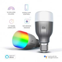 Xiaomi Крушка Mi LED Smart Bulb (White and Color) 2-Pack