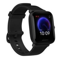 Xiaomi Amazfit Bip U Black Смарт часовник