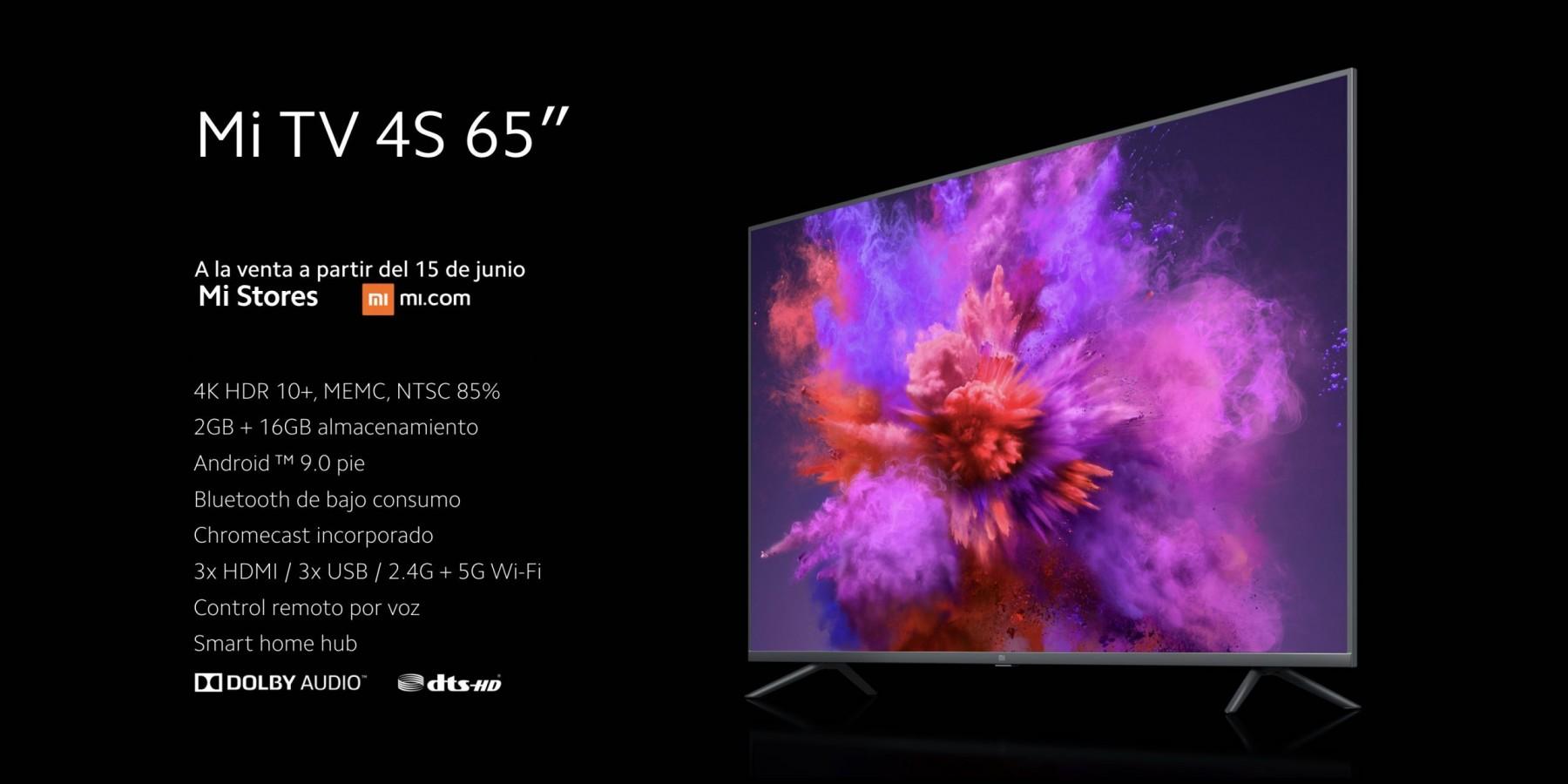 tv 65 4s