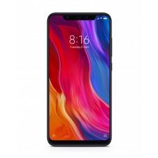 "Smartphone Xiaomi Mi 8 6/128 GB Dual SIM 6.21"" Black"