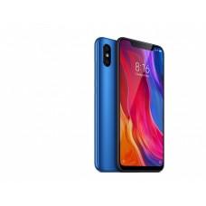 """Smartphone Xiaomi Mi 8 6/128 GB Dual SIM 6.21"""" Blue"""