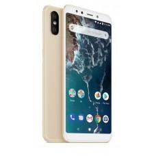 """Smartphone Xiaomi Mi A2 4/32 GB Dual SIM 5.99"""" Gold"""