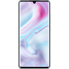 """Smartphone Xiaomi Mi Note 10 6/128 GB Dual SIM 6.47"""" Glacier White"""