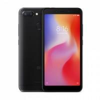 """Smartphone Xiaomi Redmi 6 3/64GB Dual SIM 5.45"""" Black"""