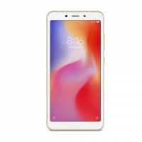 """Smartphone Xiaomi Redmi 6 3/64GB Dual SIM 5.45"""" Gold"""