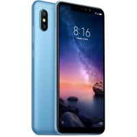"Smartphone Xiaomi Redmi Note 6 Pro 3/32GB Dual SIM 6.26"" notch Blue"